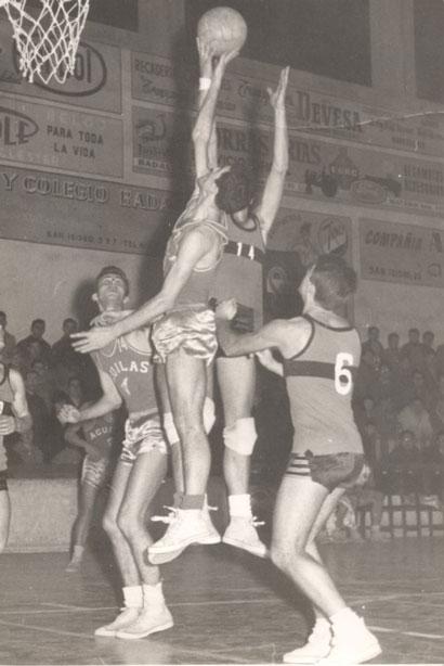 Aguilas (1A Nacional) Temporada 1960-61