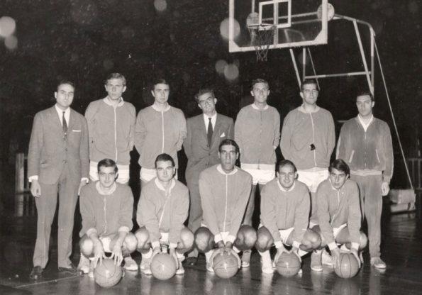Aguilas (1A Nacional) Temporada 1966-67