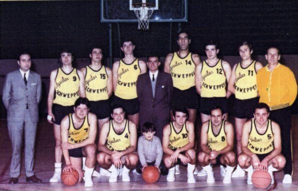 Aguilas (2A Nacional) Temporada 1968-69