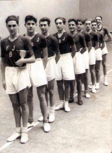2-003 SELECCIÓN FRENTE DE JUVENTUDES BILBAO (1941)