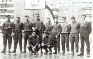 3-006 iNDAUCHU en la Temp. 1952-53.