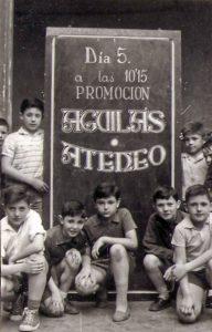 3-055-Jóvenes-aficionados-del-Águilas---(5-Mayo-1960)