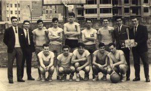 Concha NG (1A Senior Prov.) Temporada 1963-64