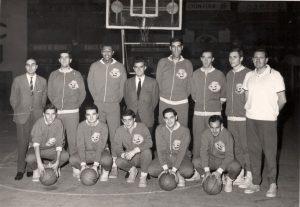 Aguilas (1A Nacional) Temporada 1965-66
