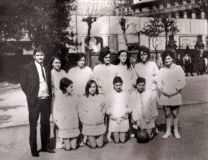 4-040-Sº-CORAZON-AGUILAS-Camp.-Europa-Fisec-Madrid-04-1966