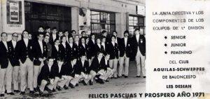 5-009-ÁGUILAS-y-su-Felicitación-1970-71