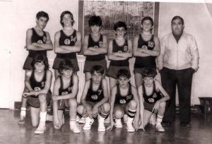 5-056-SEL.--VIZCAÍNA-ALEVÍN-Camp.-Torneo-San-Prudencio-(30-04-1977)