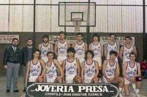 6-033-PAULES--BARACALDO-Camp.-3ª-Div.-y-Ascenso-a-2ª-Div.-Temo.-1985-86